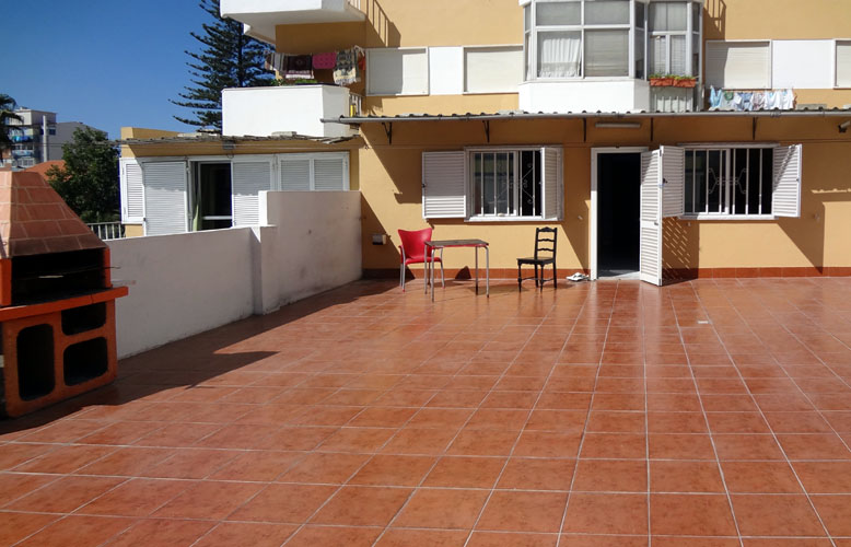 la terrasse Vacation rental South Lisbon (Almada, Portugal)